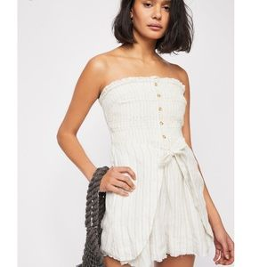 Free People Smock It To Me Romper